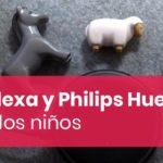 Buena o Mala idea combinar Alexa y Philips Hue en la habitación de los niños