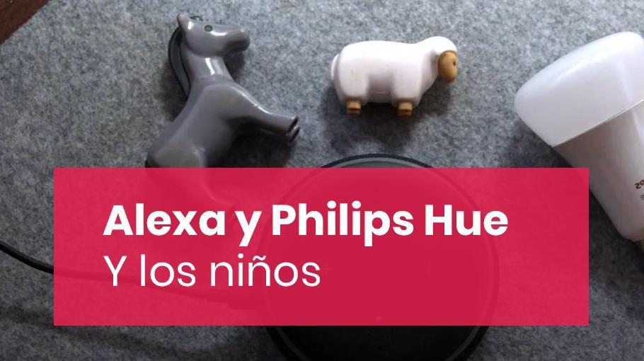 alexa philips hue